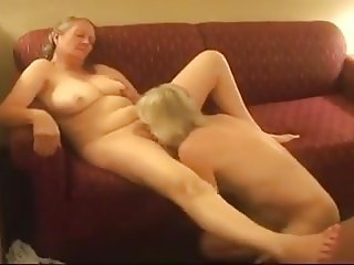 wife and friend
