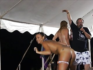 Strip Contest at Elkhart Summerfest 2011
