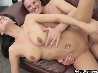 AdultMemberZone - French chick willing to do anything to get a job.