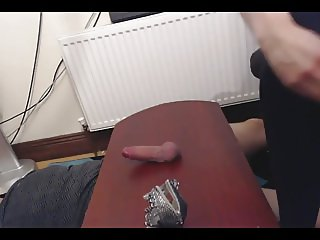 Cock box CBT for my husband, Leigh sissy bitch Harrison