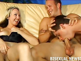 Lets have a bisexual threesome for your birthday