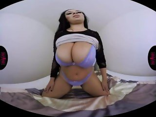 RealityPussy.com - Private Masturbation show from busty brunette