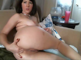 M0llyhendricksxxx Multiple anal dildo and anal gape
