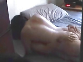 My wife on top with orgasm