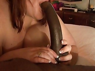 Blowjob bj interracial bbw