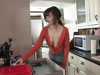 provocation in the kitchen
