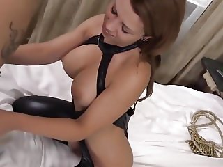 Sweet Charly's white panties - GGG Live - German Goo Girls