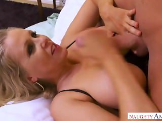 My Hot Step Mom Julia Ann