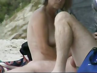 Beach Couple Fun.mp4