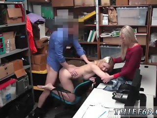 Fake cop hd hot anal threesome first time A