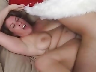 Mature BBW with big ass pounded