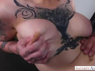 Harlow Harrison Loves Tattoos And Anal