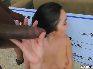 Two Massive Cocks Are In Karlee Grey