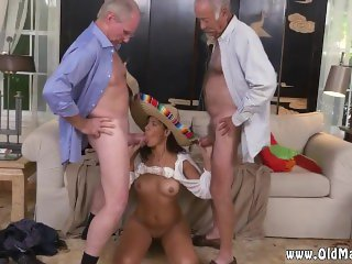 Girl sucks old man xxx A time filled with