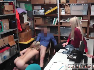 Hot blonde pussy licked and fucked She was