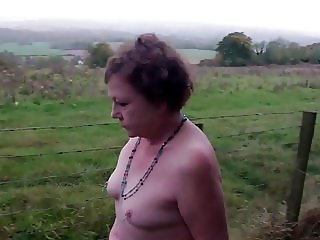 Small titted milf suzy nude walk of shame.