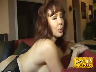 June Summers And Sexy Vanessa Lesbian Encounter