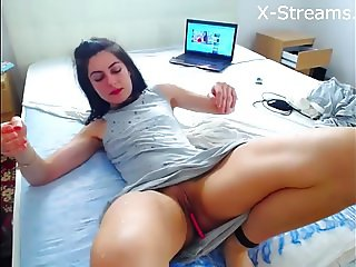 Shaking Orgasm full video in Bio
