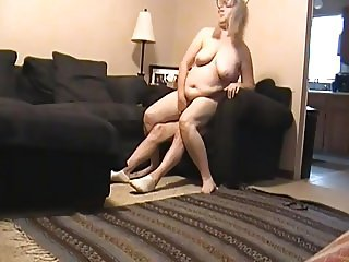 Kim Bates riding cock to orgasm. Can she ride you?