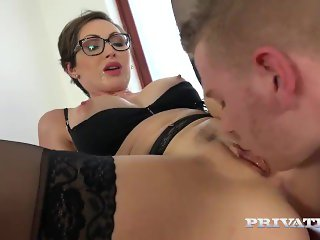 Yasmin Scott - Fuck The Secretary Ass