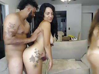 nice jiggly ass bitch fucked and slapped