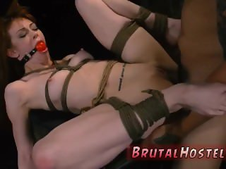 Big tit bondage slave fucked Sexy youthful