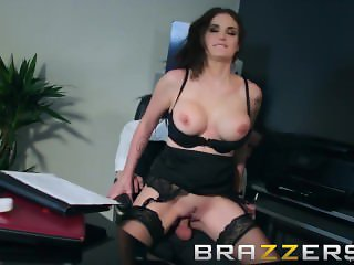 Intern Gets Fucked Hard by Danny D - Brazzers