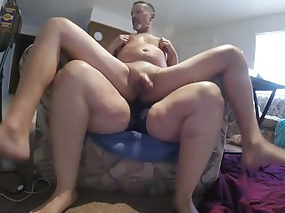 Fuck my Sissy so to be EX husband for the LAST TIME