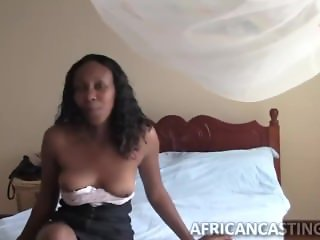 Stunning african bitch with nice ass