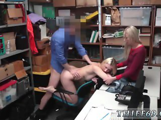 Police woman bondage and fucked A mother