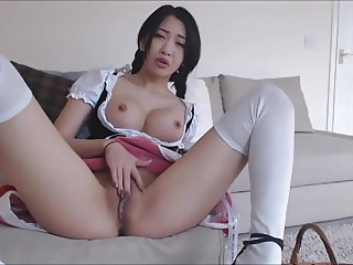 Little Red Riding Hood-Asian