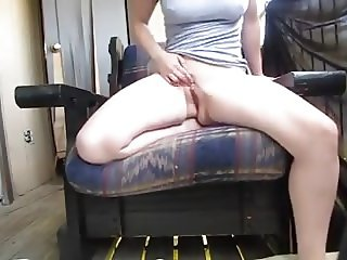 Rainbow Pissing-in-the-chair