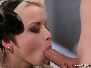 CFNM Blowjob Designed For Pleasure