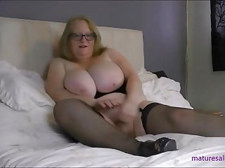 Tits, bum and pussy