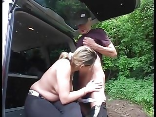 SB2 Old Guy Helps Teen Out And Gets His Reward !