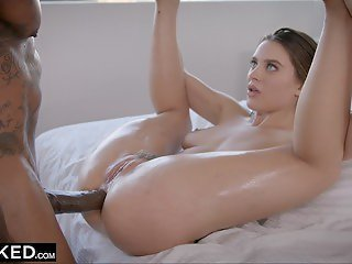 BLACKED Huge BBC UP Lana Rhoades ASS