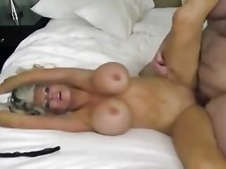 Granny is randy and horny