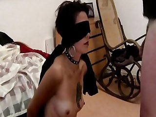 german girl first time deep