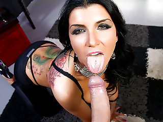 The Stripper Experience - Romi Rain suck your big dick
