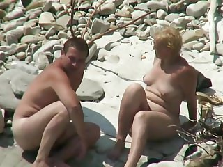 Beach MILF Sex