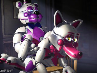 Fun time for the Funtimes (FNAF scene096)