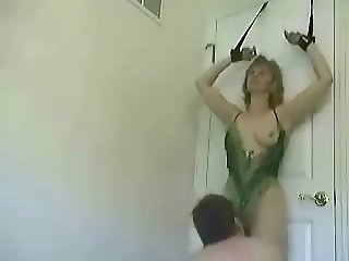 Wife, Mom, and Granny Playing With Her Younger Lover
