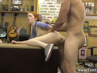 Teen fucks her best chums dad and skinny