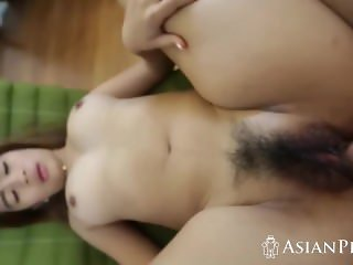 Teen hairy pussy dirty old man fucking