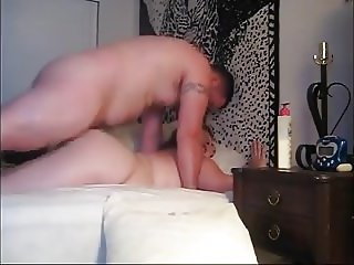 i fuck my mature bitch accidentaly i got cock in her ass