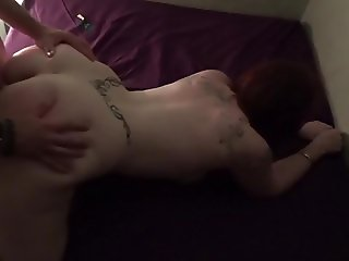 doggy style with her lover