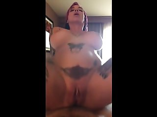Home anal with a hot whore Anna Bell Peaks