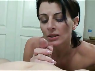 Cougar mother Wants To Play
