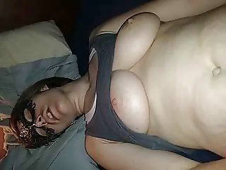 Nasty Big Tit Hairy UK Slut 2