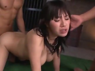 Japan hardcore sex with naked honey Maomi Nagasawa